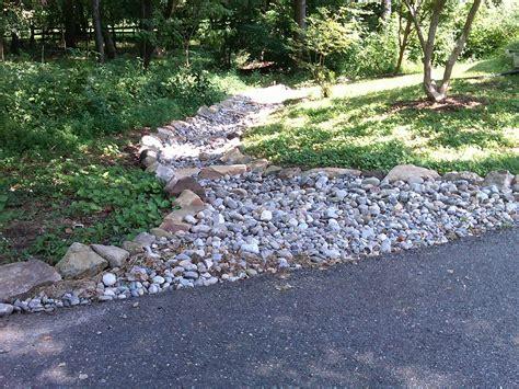 dry river bed landscape create dry riverbed landscape ideas bistrodre porch and