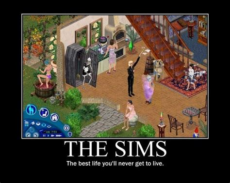 Sims Memes - 141 best images about it s not just a game on pinterest
