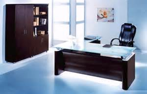 desk glass home office furniture metal and desks