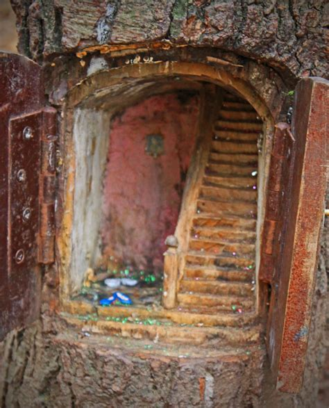 Door Tree by Captain Ahab S Watery Tales Fairies Of The