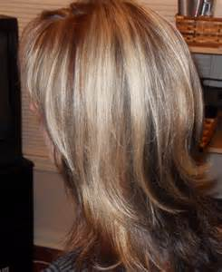 grey hair highlights and lowlights what color to blend lowlight in gray hair dark brown hairs
