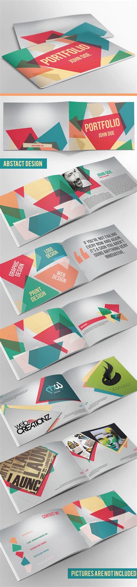 portfolio print template business brochure designs design graphic design junction