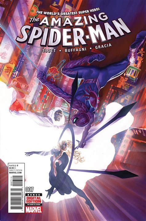 amazing spider worldwide vol 7 books amazing spider vol 4 7 marvel database fandom