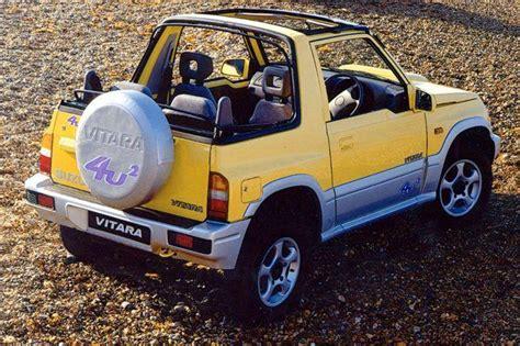 suzuki jeep 2000 suzuki vitara 1988 2000 used car review car review