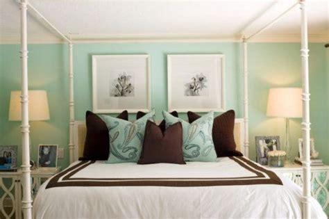 seafoam green white  chocolate interior home