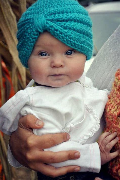 Turban Baby 03 crochet baby hats expedited order baby turban crochet