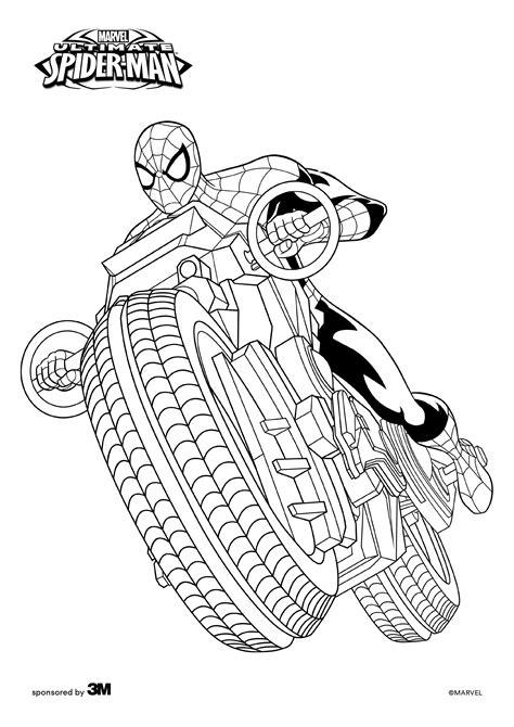 100  [ Bilder Zum Ausmalen Spiderman ]   Ausmalbilder