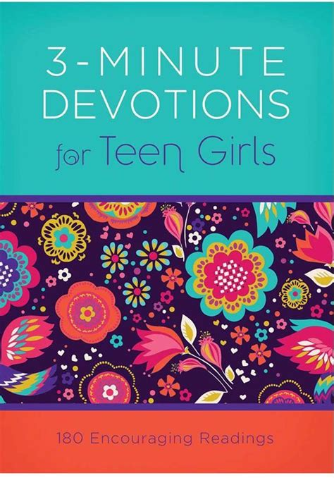 3 minute devotions for 180 encouraging readings books 3 minute devotions for youth