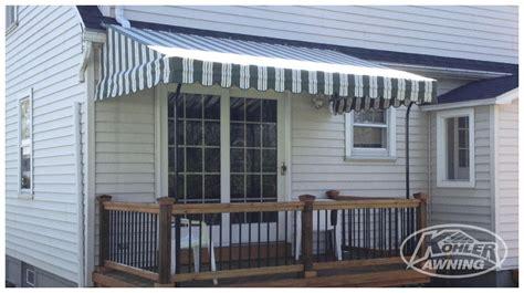 Kohler Awnings by Rod Roof Fabric Awnings Kohler Awning