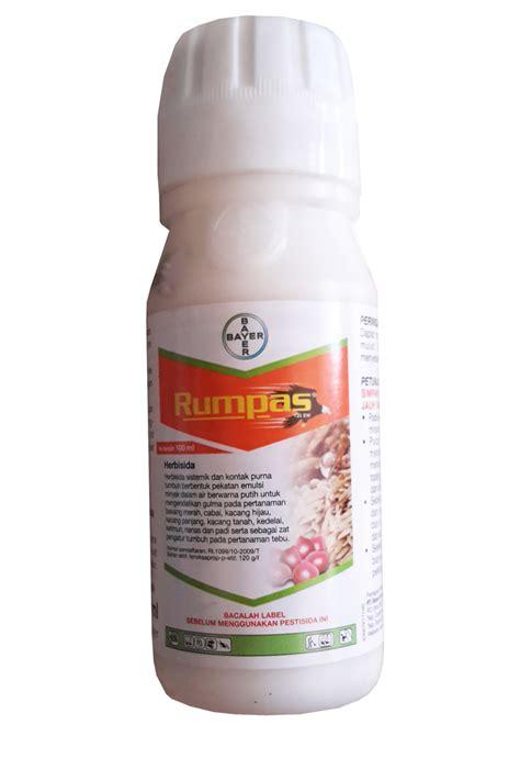 Obat Pembasmi Jamur Pada Tanaman Padi obat pertanian pembasmi gulma herbisida rumpas 120 ew