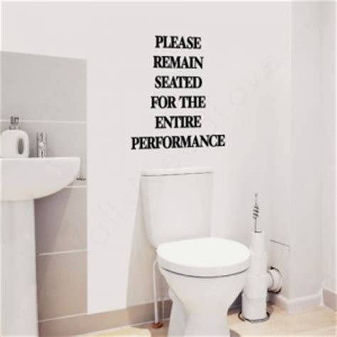 bathroom decals for quotes about the toilet quotesgram