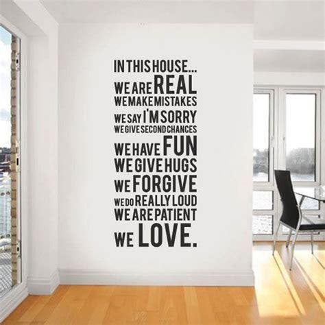 decorar paredes letras decorar una pared con letras y vinilos decorativos
