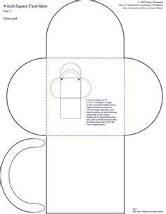 stand up card template drink parasol template easy drink umbrella or