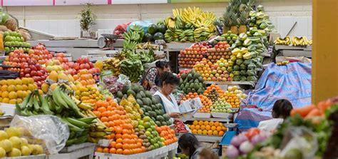imagenes mercados verdes el costo de la papa el lim 243 n y pl 225 tano verde sube en los