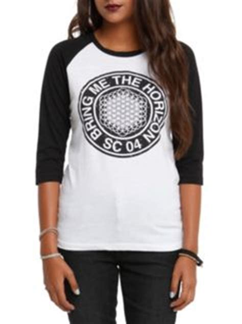 Raglan Kaos Band Bring Me The Horizon Feel My Tag Gildan 1000 images about band merch on bring me the