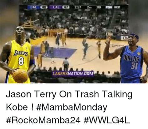 Jason Terry Meme - 25 best memes about trash talking trash talking memes