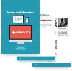 web design proposal template  sample
