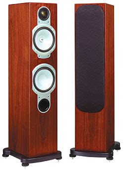 monitor audio silver rs stereophile reviewed novadc