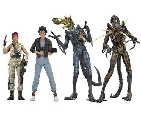 Series Toys by Aliens Series 12 Figures By Neca The Toyark News