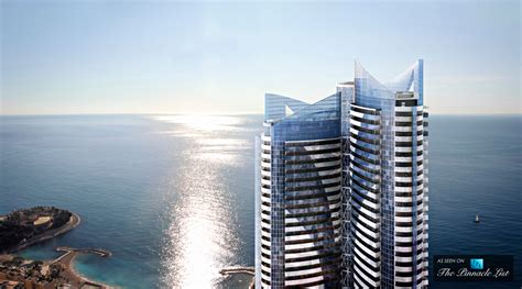 buy a house in monaco tour odeon tower sky penthouse principality of monaco the pinnacle list