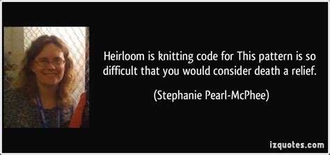 knitting codes heirloom is knitting code for this pattern is so difficult