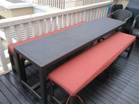dedon outdoor furniture for sale dedon outdoor dining set for sale furniture in singapore adpost classifieds gt singapore