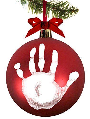 tiny ideas babyprints diy handprint or footprint ball