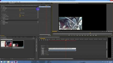 adobe premiere pro resize image how to fit scale resize a video in adobe premiere cc 2014