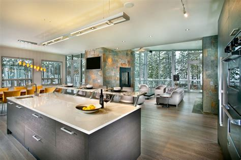colorado kitchen design peak 8 penthouse by michael gallagher and new mood design