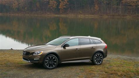 2017 volvo v60 cross country delightfully friendly