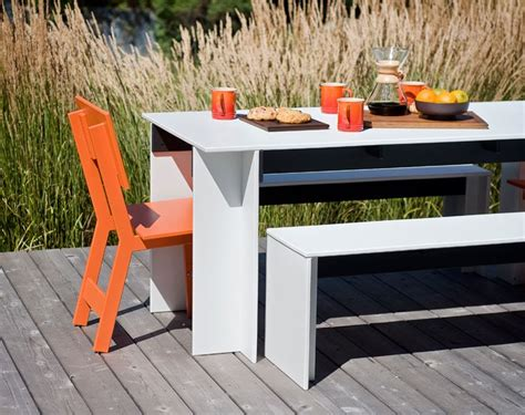 top 25 ideas about modern outdoor dining sets on pinterest