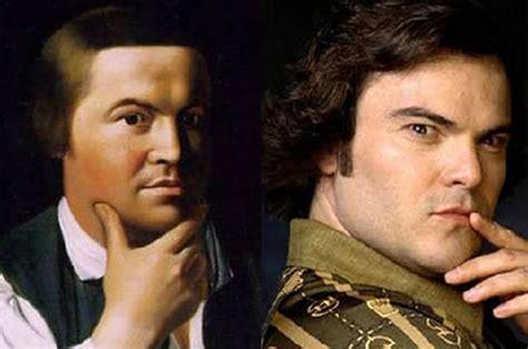 imagenes del actor jack black fotos de famosos parecidos con personas del pasado marcianos
