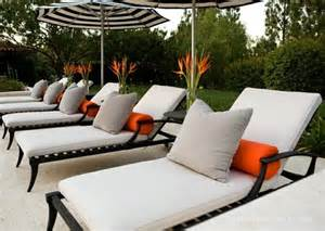 bruce and kris jenner s home poolside chairs