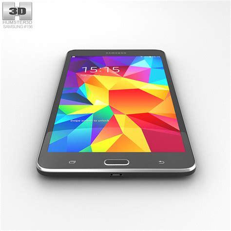 Samsung Tab 4 7 Inch Second samsung galaxy tab 4 7 0 inch black 3d model hum3d