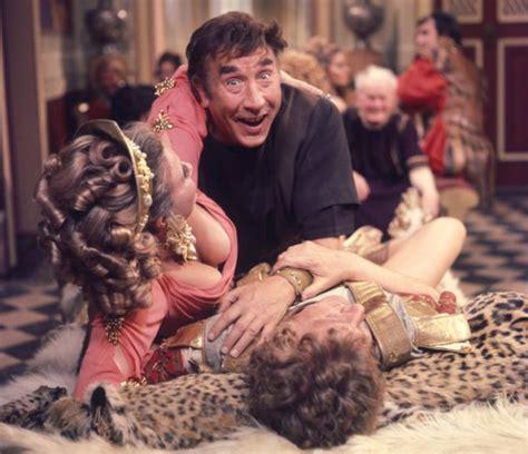 film up pompeii frankie howerd was the master of innuendo now secret