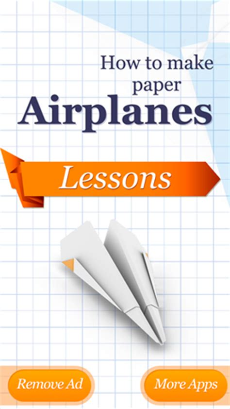 How To Make Different Types Of Paper Planes - iphone app to learn how to make different models of paper
