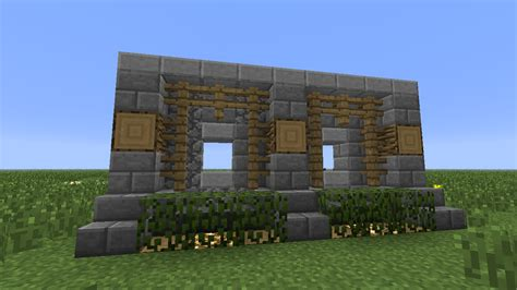 Minecraft Interior Wall Designs by Modern Wall Design Minecraft Rift Decorators
