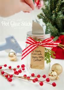 Farmhouse Fall Decor - craftaholics anonymous 174 mason jar glue stick dispenser gift idea
