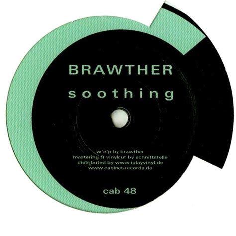 soothing house music vinyl brawther soothing cabinet records electrobuzz techno house more