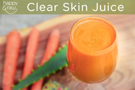 Clear Skin Detox Book by Clear Skin Juice Happy
