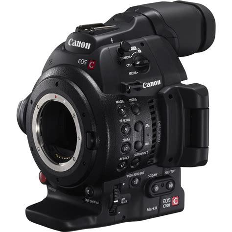 Canon Eos C100 canon updates firmware for eos c100 ii version 1 0 3 1 00
