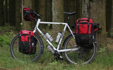 Lu Sorot Touring review ortlieb bike packer sport packer plus panniers