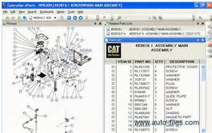 Mitsubishi Caterpillar Forklift Parts Caterpillar Wiring Diagram Get Free Image About Wiring