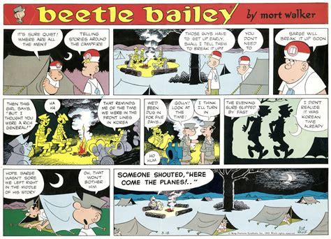 beetle bailey news around the kingdom a fan a do a pub pix comics kingdom
