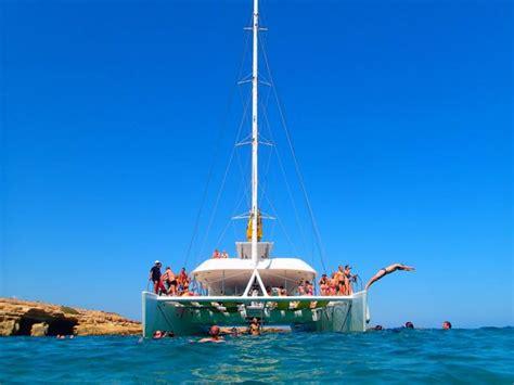 catamaran cruise ayia napa adults only vip catamaran cruise from ayia napa