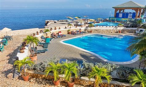 samsara cliff resort stay with airfare from vacation express in negril groupon getaways