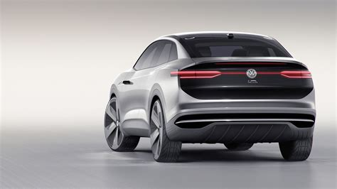 future volkswagen id crozz is the future of electric crossovers vw style