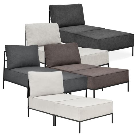 sofa sessel kombination en casa 174 sofa sessel polstergarnitur