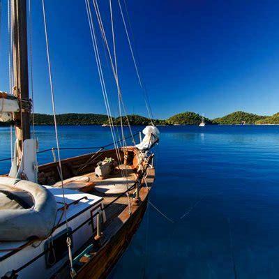 zeilboot op zee zeilboot huren griekenland kroatie turkije italie