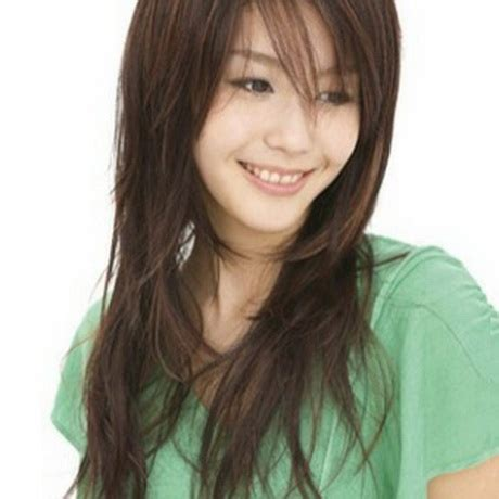 long layered haircuts for thick hair pictures layered haircuts for long thick hair